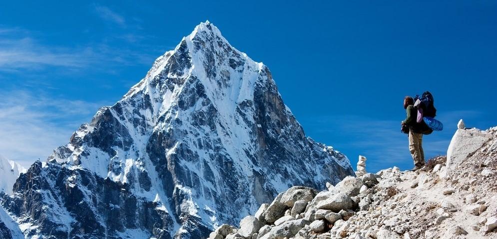 Olhe para seus objetivos como um Alpinista olha para o Everest.