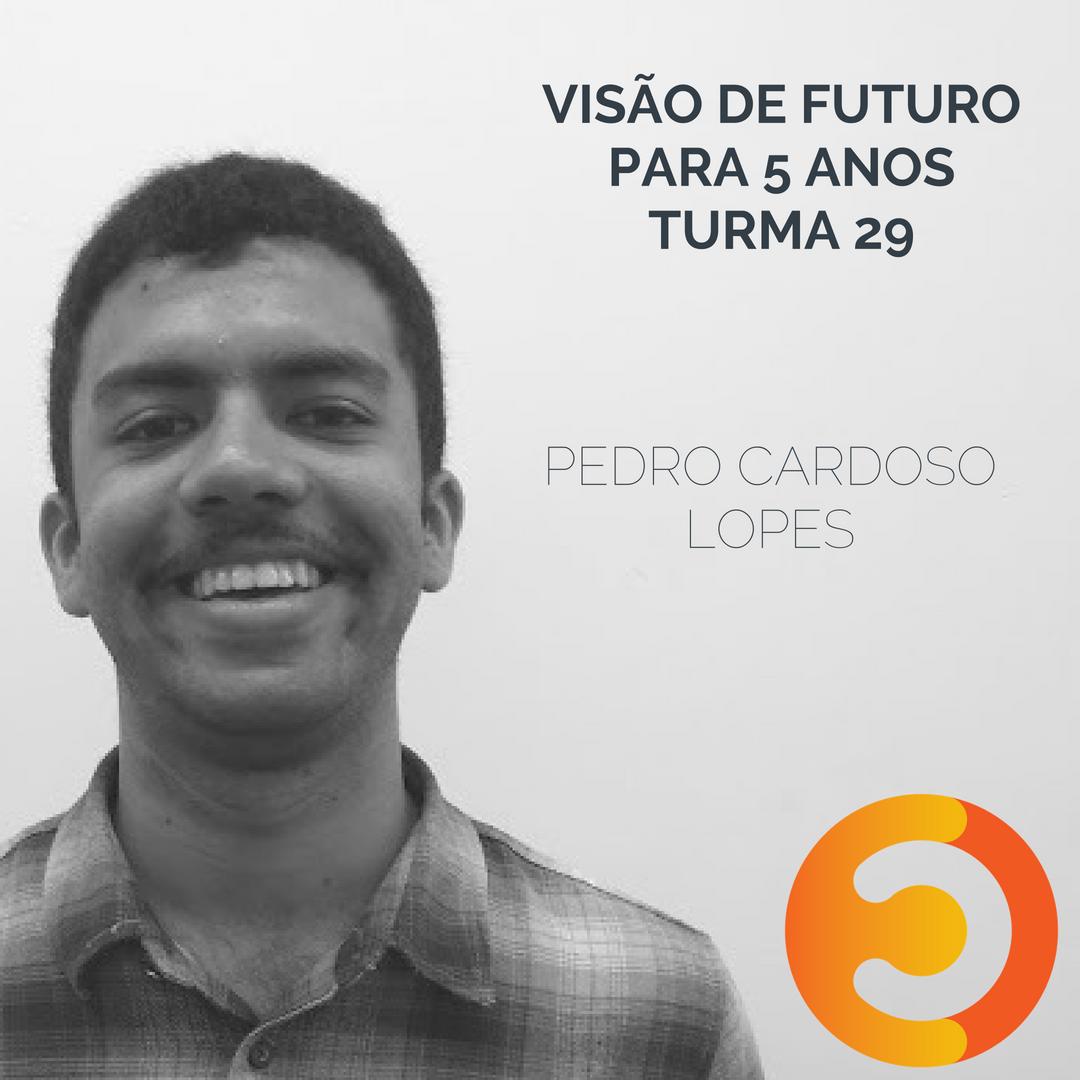 Visão de Futuro – Turma 29