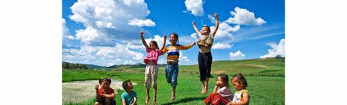 O que os adultos podem aprender com as crianças?